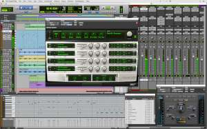Pro Tools First Screen Shot