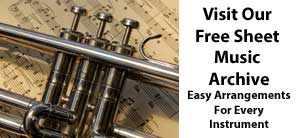 Visit our Free Sheet Music Archive