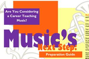 Musics Next Step Poster