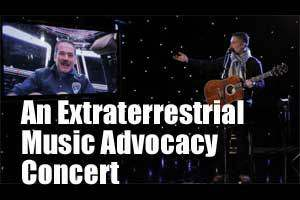 Is Somebody Singing- The Extraterrestrial Music Concert That No One Seemed To Know About