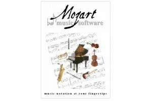 Mozart Music Software Box Shot