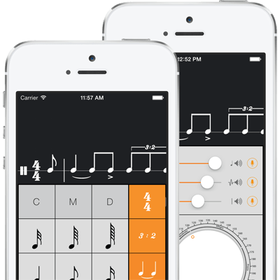 Rhythm Calculator Screenshot
