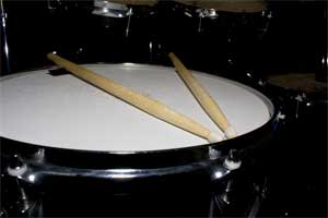 A Concert Band Snare Drum