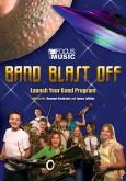 Band Blast Off DVD Cover
