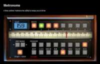 The Gieson online metronome