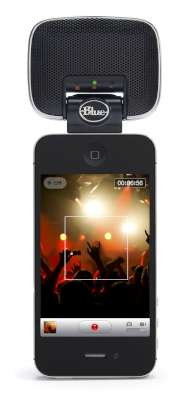 Mikey Digital Microphone for iPhone and iPod