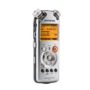 The Olympus LS-11 Linear PCM Recorder