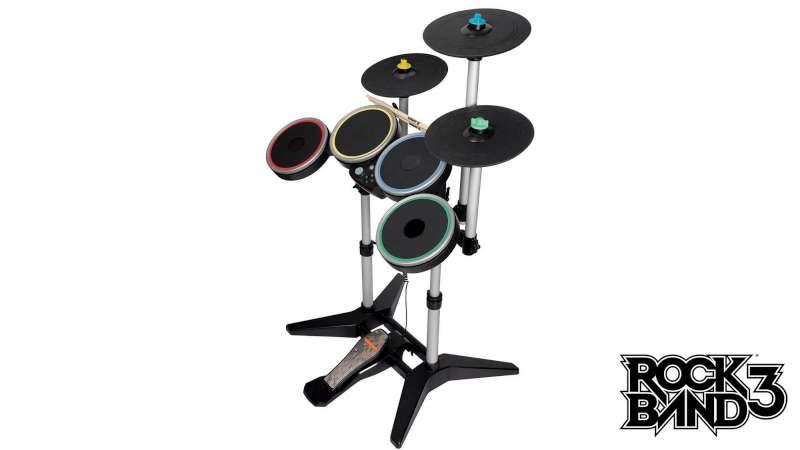 Rock Band 3 Realistic Drums
