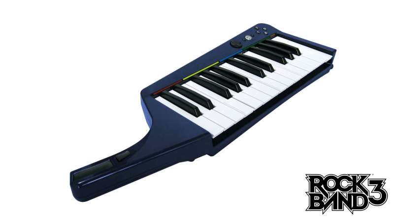 Rock Band 3 Piano Keyboard